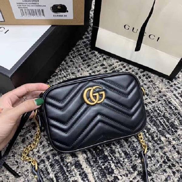 Gucci Belt Bag sở hữu thiết kế sang trọng và đầy cuốn hút